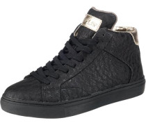 Hall Sneakers schwarz