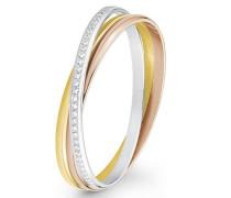 Armreif »2012545« gold / silber