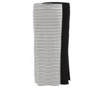 Maxirock 2-pack schwarz / weiß