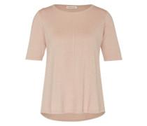 Pullover mit 1/2 Arm rosé