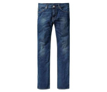 Jeans »Mercer B Middle Blue« blue denim