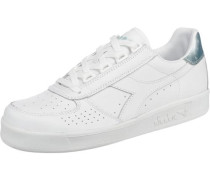B.Elite Sneakers weiß