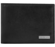Slg Story Line Geldbörse Leder 132 cm schwarz
