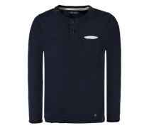 Junior Pullover blau