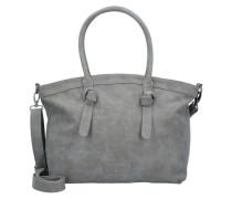 'Ivett Vintage' Shopper Tasche 48 cm grau