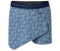 Shorts Beeville blau