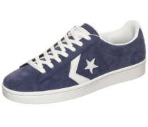 Pro Leather Ox Sneaker navy / weiß