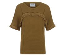 Strickshirt 'VMTsai' khaki