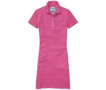 Hilfiger Denim Kleid »Thdw Basic Polo Dress S/S 13« fuchsia