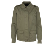 Jacke 'khk Button' khaki