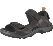 Sandalen 'Offroad' schwarz