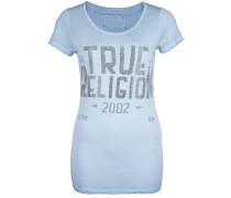T-Shirt Crew Neck TR blau