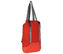 Rucksack Colleagues Counterpart Shopper Tasche 28 cm rot