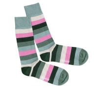Socken 'Pastel Field' mischfarben