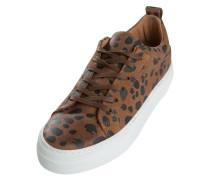 Leo-Sneaker braun