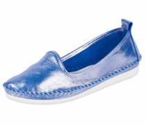 Slipper blau