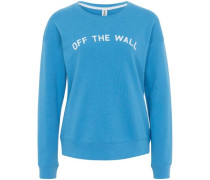 'Seniors Only Sweatshirt ' Damen himmelblau