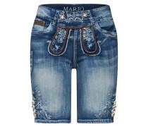 Shorts 'Franziska' blue denim