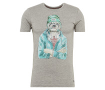T-Shirt 'Monkey Human'