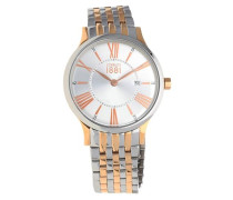 Armbanduhr Siena Cra099I211C gold / silber