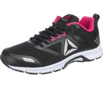 Delta Runner Sneakers pink / schwarz