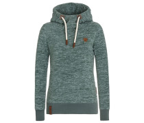 Female Fleece Hoody Kanisterkopf II grün