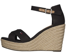 TOMMY HILFIGER Tommy Hilfiger Other Shoes »L1385IVELY 27D« schwarz