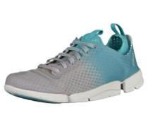 Sneaker türkis / grau