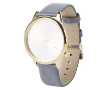 Armbanduhr 'Estelle Classic' marine / gold