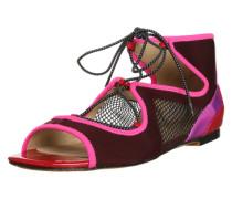Sandale mit Neopreneinsätzen 'Munich' pink / rot