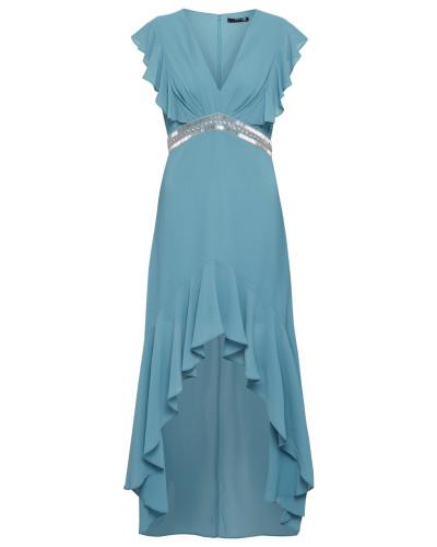 Kleid 'nisha' hellblau