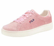 Sneaker 'Upstage Velvet Low Wmn' rosa