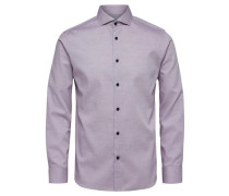 Langarmhemd lavendel