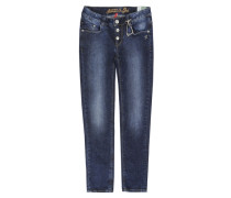 Hose Jeans Girls Skinny MID Mädchen Kinder blue denim