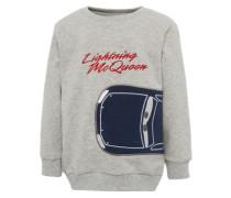 Sweater 'nitcars Achim SWE BRU Mini' graumeliert