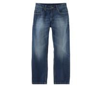 ARIZONA Arizona Jeans mit Applikation, Regular-fit, für Jungen blau