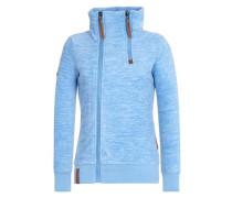 Zipped Jacket 'Hamza Bau Ma J II' blau