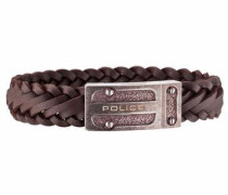 Armband 'centaur Pj26057Blebr.03-L' braun / silber