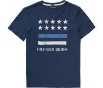 'T-Shirt' für Jungen blau