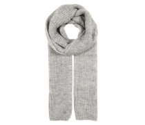 Strickschal taupe