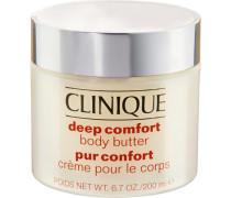 'Deep Comfort Body Butter' Körpercreme beige