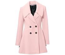 Kurzmantel pink