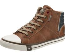 Sneakers braun / basaltgrau