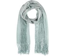 Viskose-Lurex-Schal mint