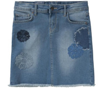 Kinder Jeansrock 'free' blue denim