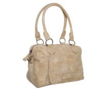 Handtasche 'Jilly' beige