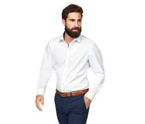 Businesshemd »Level 5 body fit« weiß