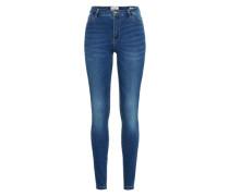 'onlDENIM Power Bj10345' High Waist Jeans blue denim