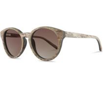Sonnenbrillen Leopold Quartz Slate braun / grau
