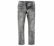 Straight-Jeans grau / grey denim